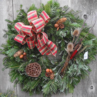 Order Christmas Trees And Wreaths Online From Beckwith